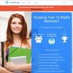 SmartMonkey - Math Methods 12 Month Membership 40% Off to $59.99 (Was $99.99)