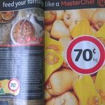 Butternut Pumpkin $0.70 /Kg at Coles (Starts 20/05/2015)
