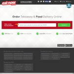 EatNow - 15% off Orders This Weekend Using App (Online Payment & Delivery Only)