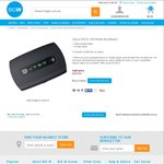 Optus Huawei E5251 3G Portable Wi-Fi Modem with 5GB Data & 3 Months Netflix - $24.50 @ BigW