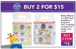 """Curash Baby Wipes 3x80 2-for-$15 ($2.50/80pk), 38% off Quinny Moodd Stroller $399.99 @ Toys""""R""""Us"""