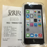 iPod Touch 5th Gen 16GB $129 - YMMV @ David Jones
