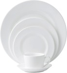 83% off Royal Doulton Signature White 24 Piece Dinner Set $149 + $9.05 Delivery @ WWRD