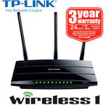 TP-LINK TD-W8980 N600 Wireless Dual Band Gigabit ADSL2+ Modem Router $80.75 eBay Wireless1