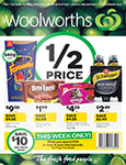 50% off Schweppes Mixer Varieties 4x300ml $2.49 + More @ Woolworths - Starts This Wednesday