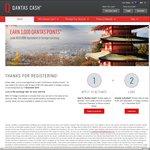 Qantas Cash: 3000 Bonus QFF Pts for Loading $1000