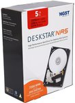 HGST Deskstar NAS Hard Drive 4TB $225.97 AUD Shipped from Newegg