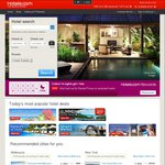 Hotels.com 10% off (Any Amount) or $25 off When Total Is $200 or More