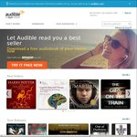 Two Brandon Sanderson Audio Books for One Credit at Audible (for US Site Members Only)