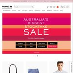 Myer - 90% off RRP of All Christmas Stock and 2016 Calendars (Instore Only)