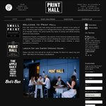 $1 Pint Colonial Kolsch @ Print Hall Perth WA (iOS/Android App Required)