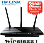 Wireless1 EBay- TP-LINK Archer D7 AC1750 Dual Band Gigabit Wireless ADSL2+ Modem-Router $120 after discount