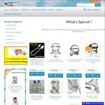 10% off Everything - CPAP Masks, Filters, Tubs, Tubing + Free Post @ Cpap-Hub