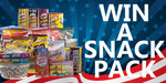 Win a Snack Pack from USA Foods