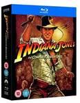 [Blu-Ray] Indiana Jones: The Complete Adventures Box Set £13.58 (~AU $22) Delivered @ Amazon UK