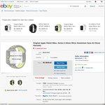 Apple Watch Nike+ Series 2 42mm Silver Aluminium - $511.20 @ IT Global Sale