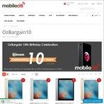 Mobileciti OzBargain10 Deals - 10% off Phones & Watches. Nexus 6P $611.10, iPhone SE $526.50 Delivered