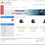 Cyber Week Deals: Lenovo eBay Offer ThinkPad E560 i5 @ $788; E560 i7 FHD @ $1,049; E460 i7 FHD @ $999