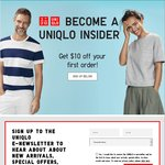 Win 1 of 4 $500 Uniqlo Online Vouchers