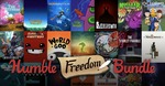 Humble Freedom Bundle (Games/Books) - The Witness, Stardew Valley, Subnautica, Day of The Tentacle + More - $30US (~ $40AU)