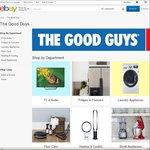 "20% off Home Entertainment & Appliances (Hisense 55M7000UWG 55"" $956, 70M7000UWG 70"" $1996) @ The Good Guys eBay"