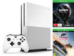 Xbox One S 500GB Console w/ Mass Effect Andromeda and Forza Horizon 3, $299 (Save $100) @ BigW