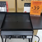 Solid Plate 2 Burner BBQ - Was $120, Now $39 @ Hume and Iser Bendigo VIC