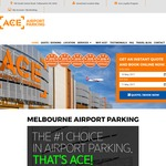 1-Day FREE Parking No Minimum Stay at Ace Airport Parking (Melbourne)