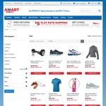 Amart Sports - 50% off Reebok; 40% off ASICS, adidas, New Balance; 30% off Puma, Running Bare + More