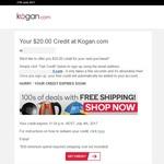 Kogan $20 Credit ($50 Minimum Spend Excluding Shipping)