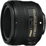Nikon JAA015DA AF-S 50mm 1.8g Lens $215.90 Pickup @ The Good Guys eBay