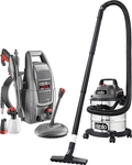 Ozito Pressure Cleaner and Wet/Dry Vacuum $99 Together @ Bunnings