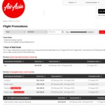 AirAsia sale- OOL-AKL AU $269 (Premium Flatbed) 26 Feb-28 Aug 2018 Travel + More Deals