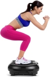 Fortis Vibration Plate $97.33 (Was $299) Delivered @ Kogan eBay