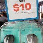 Logitech M185 Wireless Mouse -Grey Only - $10 @ R. T. Edwards (Kippa Ring, QLD)