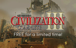 [Steam Key] Sid Meier's Civilization III Complete FREE @ Humble Store. Was US$4.99