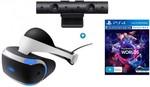 PlayStation 4 VR Bundle $548 @ Harvey Norman ($448 with AmEx Cashback Offer) - PlayStation VR + PS4 Camera + VR Worlds