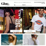Glue Store: 30% off Storewide Online + in-Store for Click Frenzy (No Exclusions)