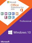 (82% off) Windows10 PRO OEM + Office2016 Professional Plus CD Keys Pack $52.79 @ Scdkey