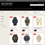 Angus & Coote 20% off watches