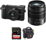 Panasonic DMC- GX85 Micro Four Thirds Camera Accessory Kit $597 USD + $28 USD (AUD $814.97) @B&H Photo - Includes $50 eGift Card