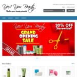 Grand Opening 30% off @ Yes! You Beauty