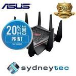 ASUS Wireless Routers: RT-AC5300 for $390.40 | Gaming GT-AC5300 for $472 | Range Extender RP-AC68U $174.40 @ Sydneytec eBay