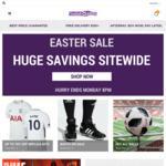 Soccer Gear - 15%-60% off Nike & Adidas Items Including Boots, Jerseys, Balls @ Football Galaxy