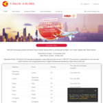 SYD to Tianjin/Zhengzhou Return with Tianjin Airlines Eco $404, Business $1469, MEL to Chongqing Return Eco $315, Business $1682