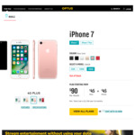 iPhone 7 128GB $64 Per Month on 24 Months Plan with 25GB Data Per Month @ Optus