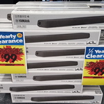 [QLD] Yamaha YAS-107 Soundbar $99 @ Harvey Norman - Burleigh Waters, Bundall (Possible Price Match @ Good Guys & Betta)