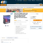 Intel Core i7-8086K 6-Core 4.0 Ghz (5.0 Ghz Turbo) CPU $587.03 or $567.03 with New User Code @ Newegg with Express Shipping