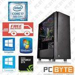 Gaming Desktop i7-8700K | 16GB | 2TB HDD + 500GB Nvme SSD
