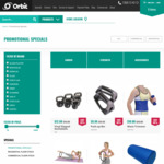 Up to $1500 off Fitness Equipment (Delivery Australia Wide, or Instore/Collection in WA) @ OrbitFitness